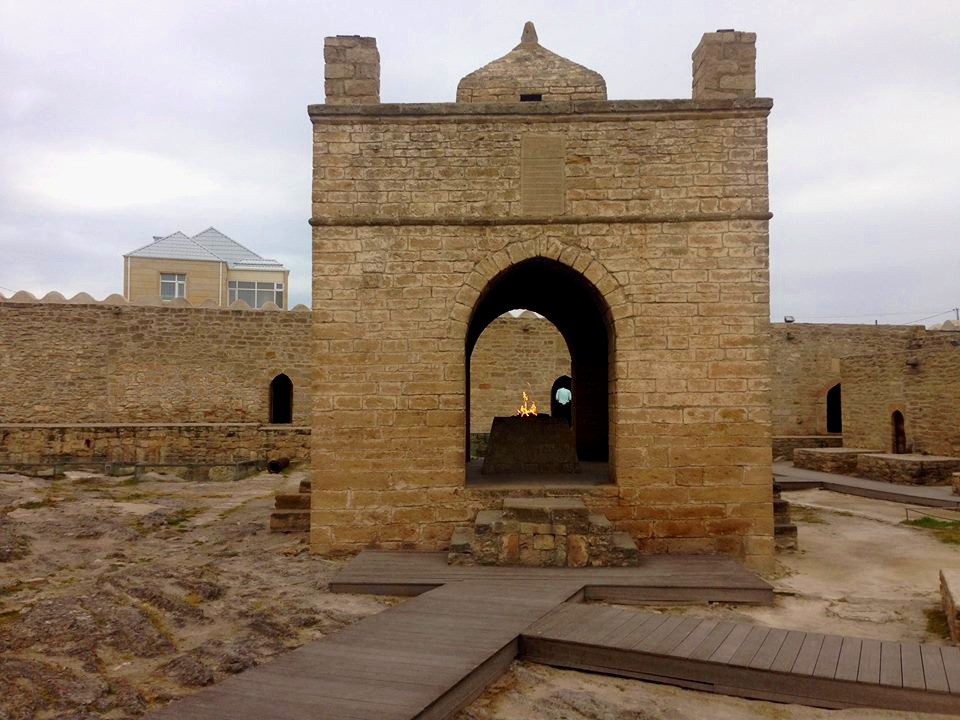 ATESHGAH: ZOROASTRIAN FIRE TEMPLE
