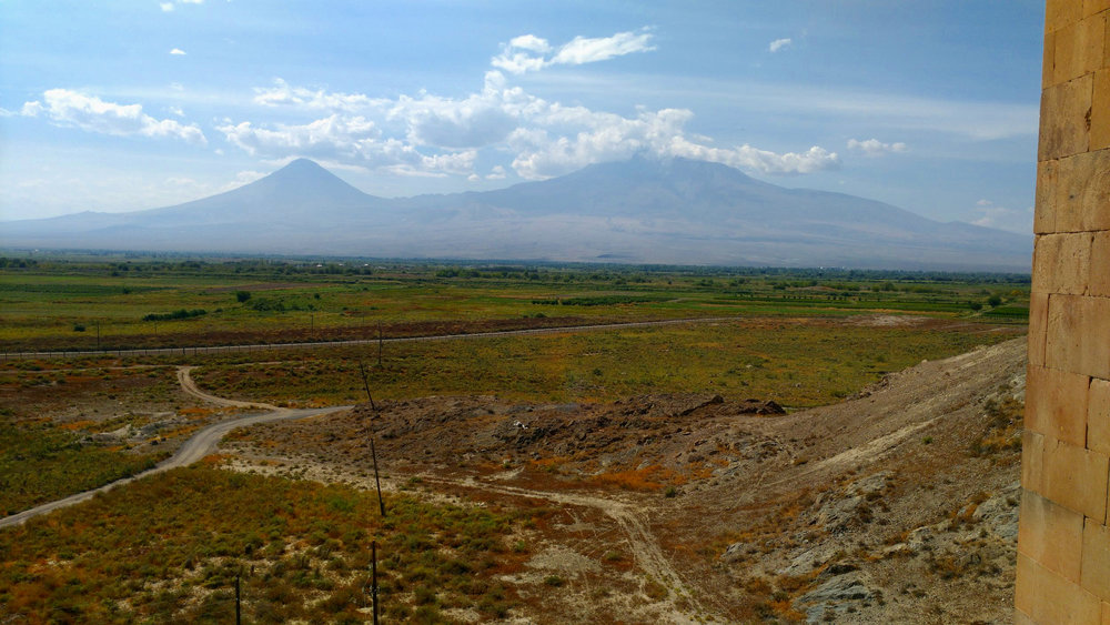 Mt. Ararat (near Khor Virap)