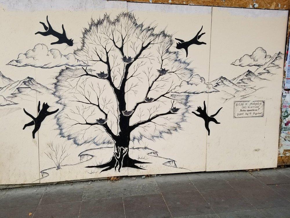 Awesome Graffiti, Tbilisi