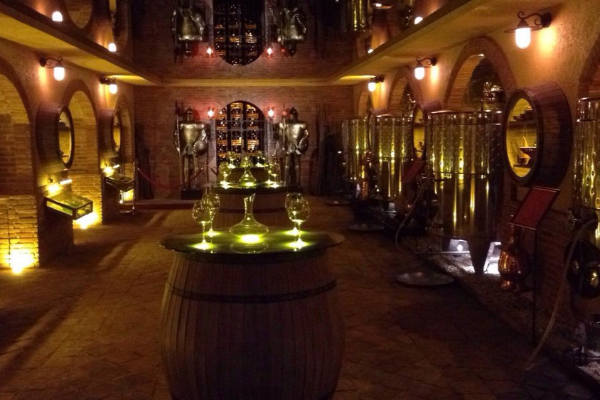 WINE GALLERY (TBILISI)