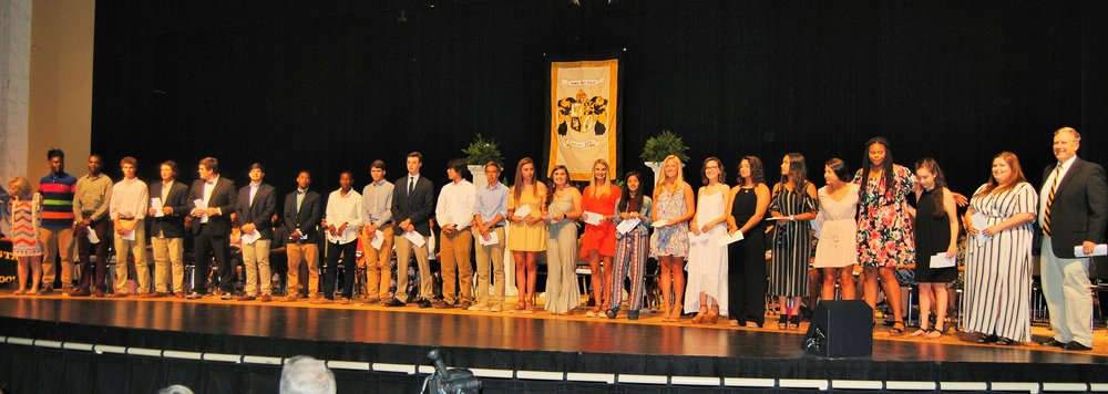 Valdosta High School Recipients