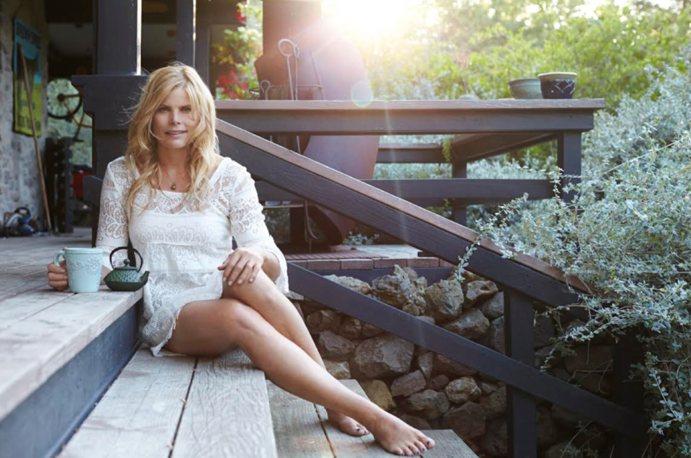 Mariel Hemingway of  the Ryan Licht Sang Bipolar Foundation | Founder, Philanthropist