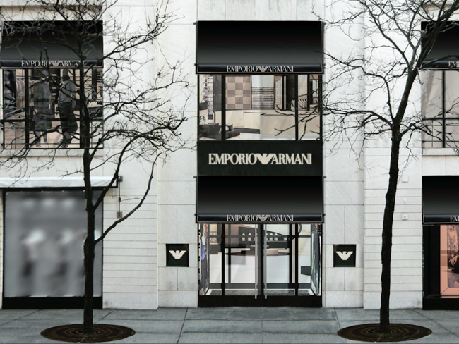 Emporio Armani Chicago
