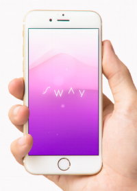 - Sway is a new meditation app from the Nordic branch of Ustwo, the studio that made Monument Valley, and Danish wellness company PauseAble. It melds physical movements with the technology we carry in our pockets to help us learn mindfulness techniques.