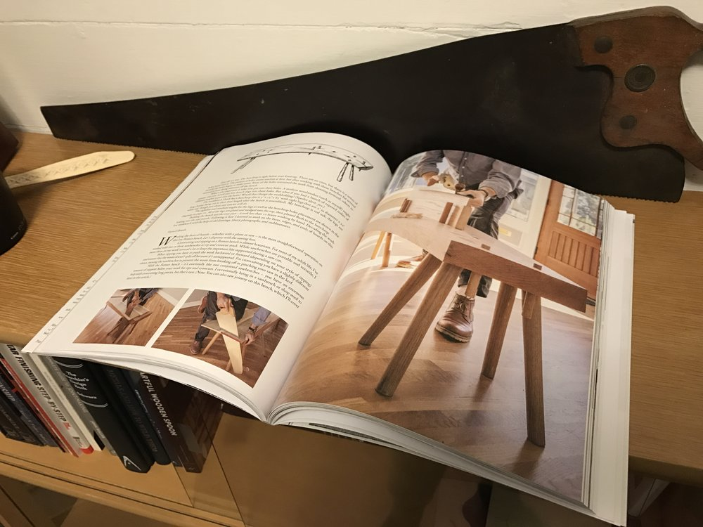 Mortise and Tenon Magazine: Issue 2