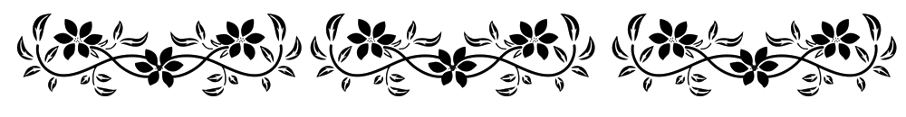 black-and-white-flower-border.png