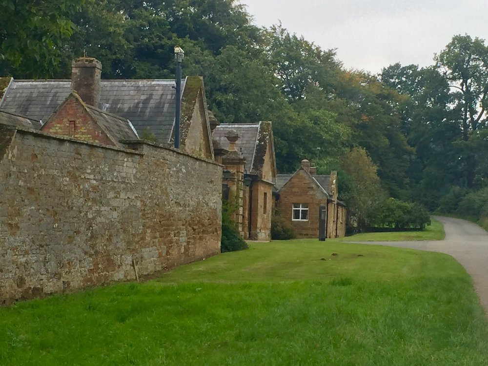 Althorp Walls