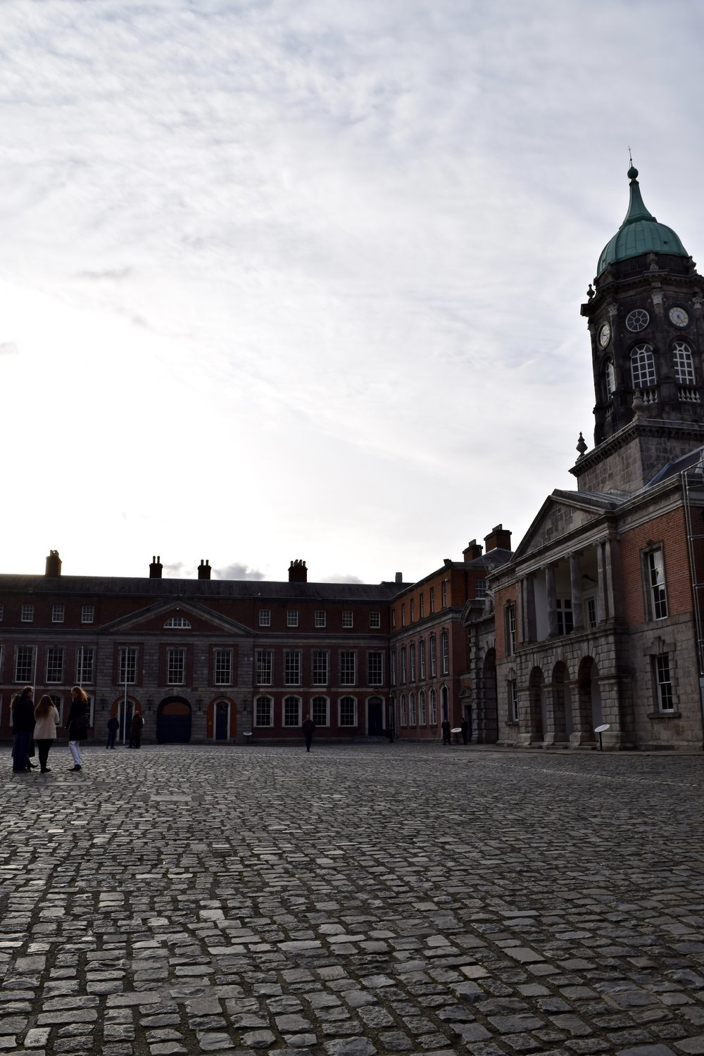 Dublin Castle Grounds