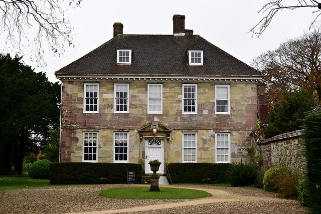 Arundells is one of the finest houses in the Close