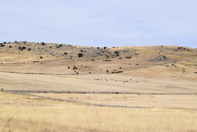 Countryside aroundÁvila