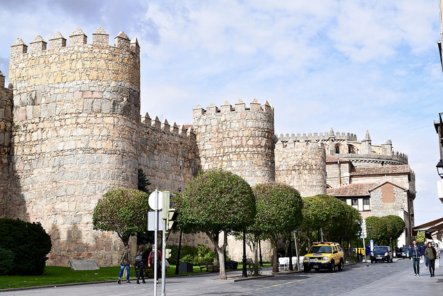 Ávila City Walls