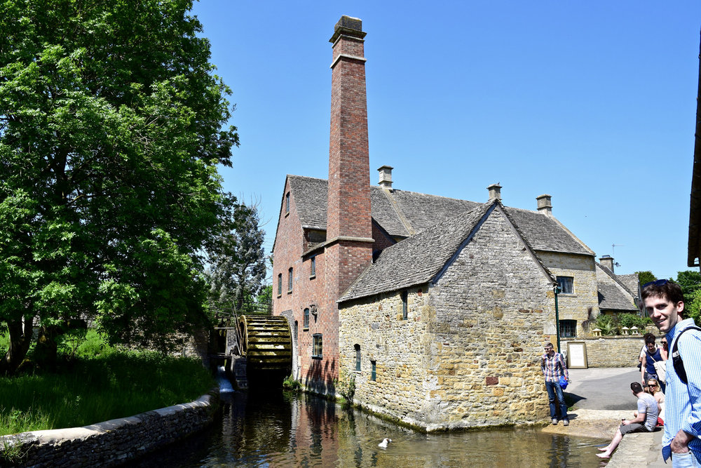 The Old Mill in Upper Slaughter