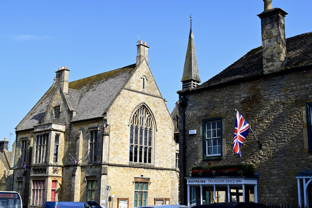 Quaint Stow-on-the-Wold