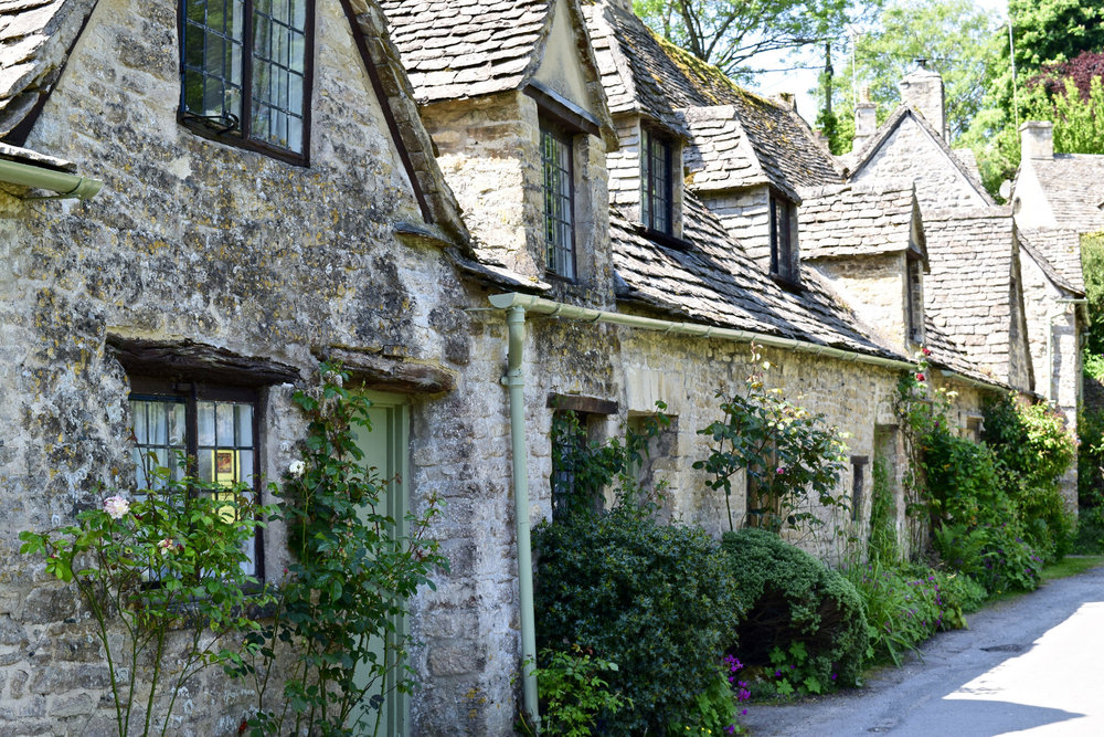 Bibury Weavers Homes