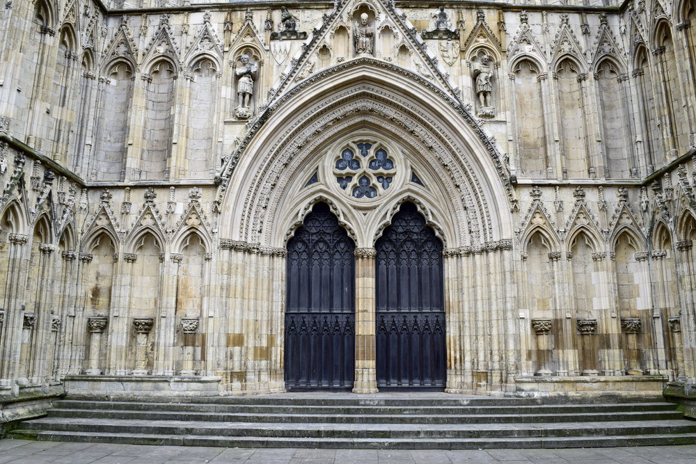 Doors of York Minster