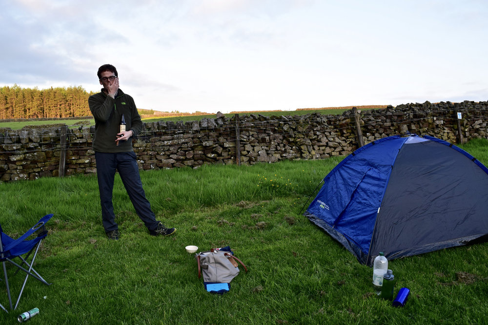 Quality camping gear