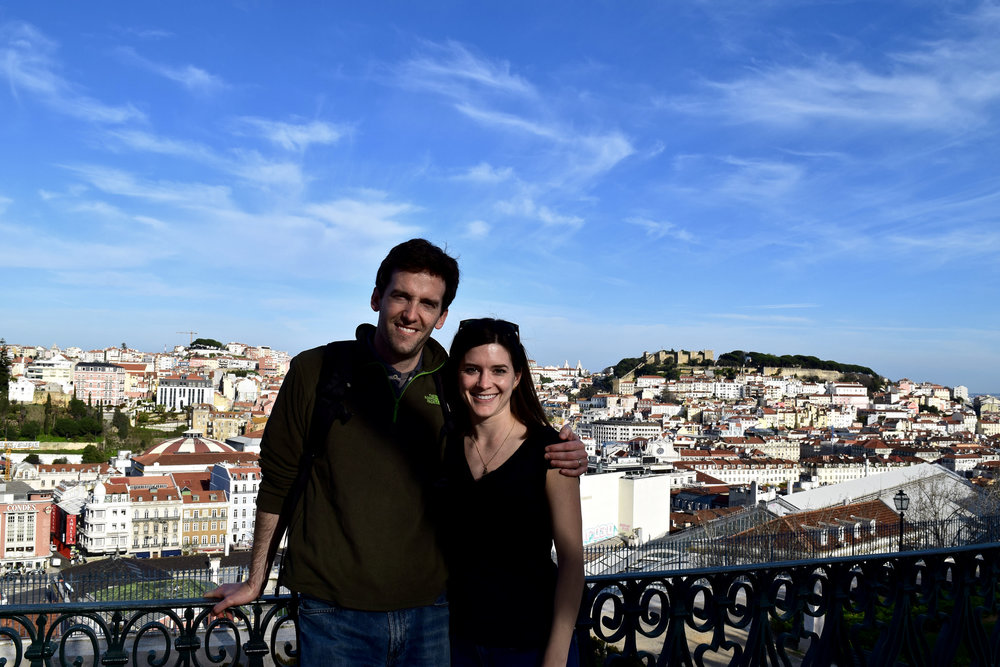 Enjoying the View from a Miradouro