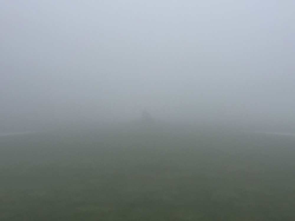 Thick Fog!!