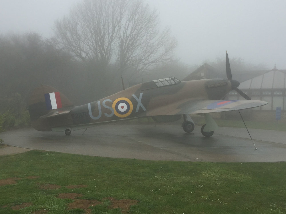 Battle of Britain Memorial Site