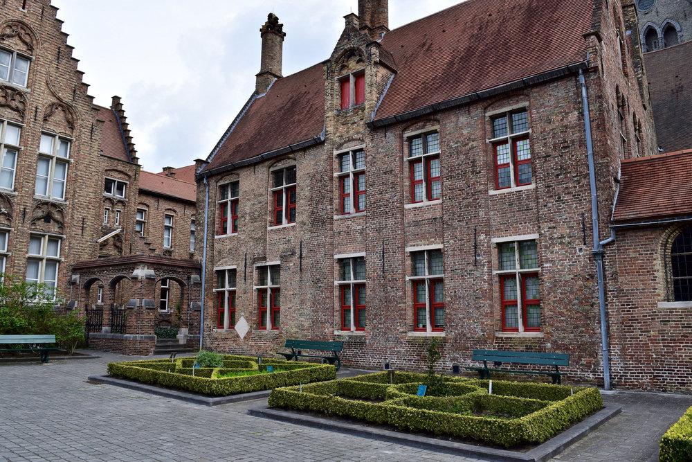 St-Janshospitaal &  Memlingmuseum
