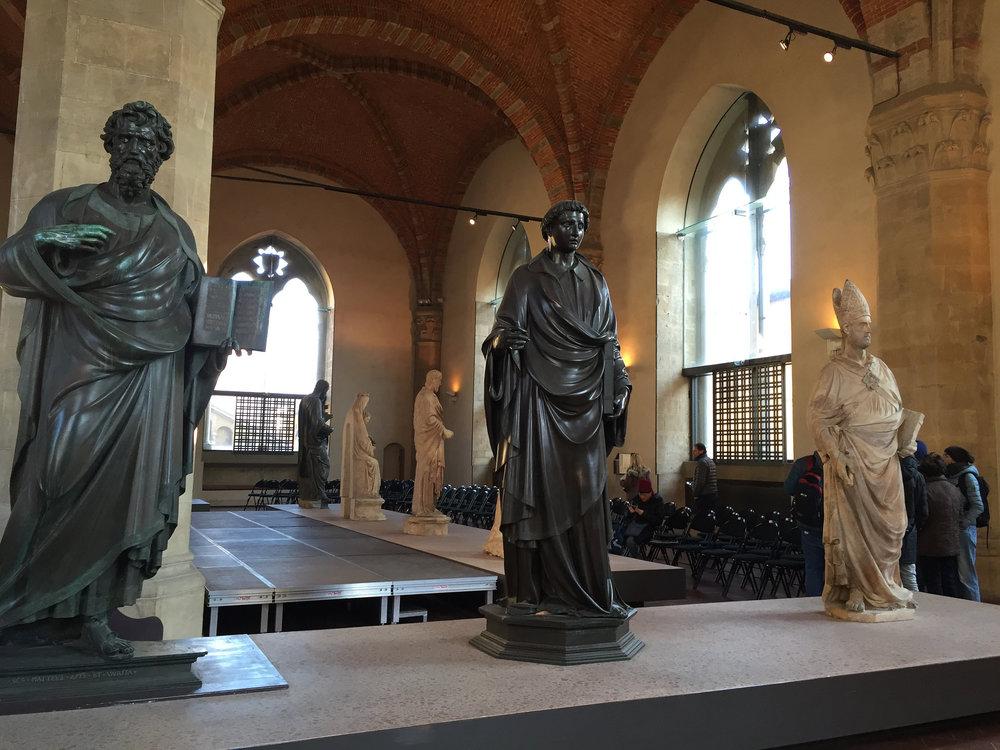 Orsanmichele Scultpure Museum