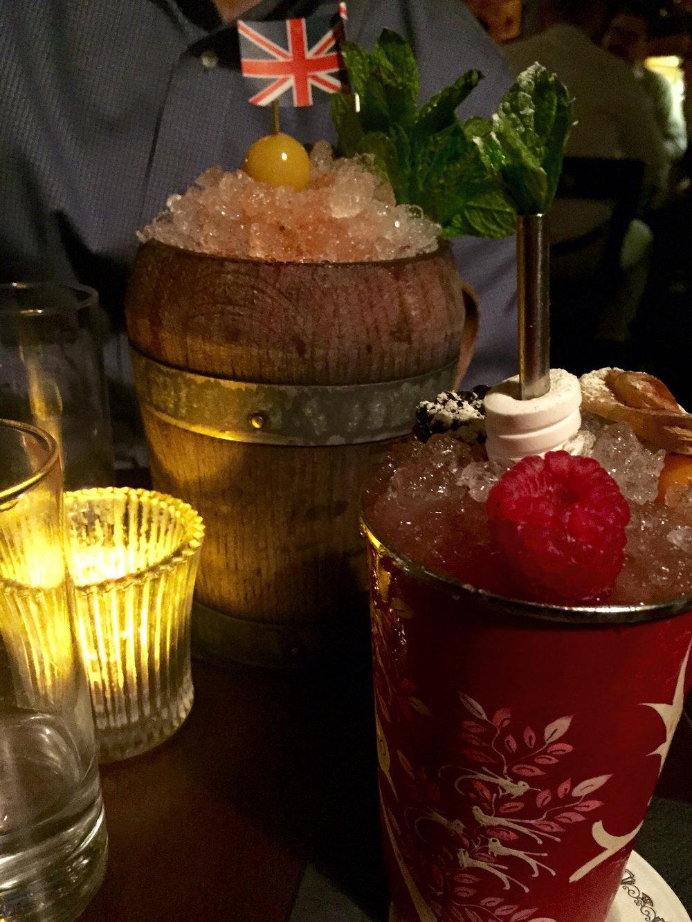 Cocktails at Nightjar