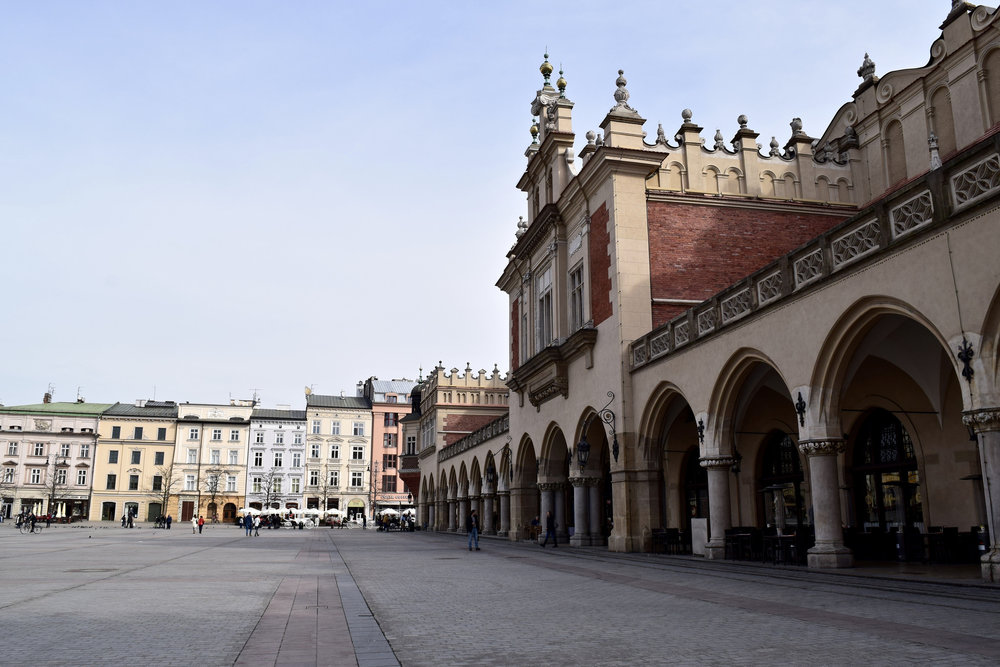 The Cloth Hall - One of Europe's Oldest Market Halls