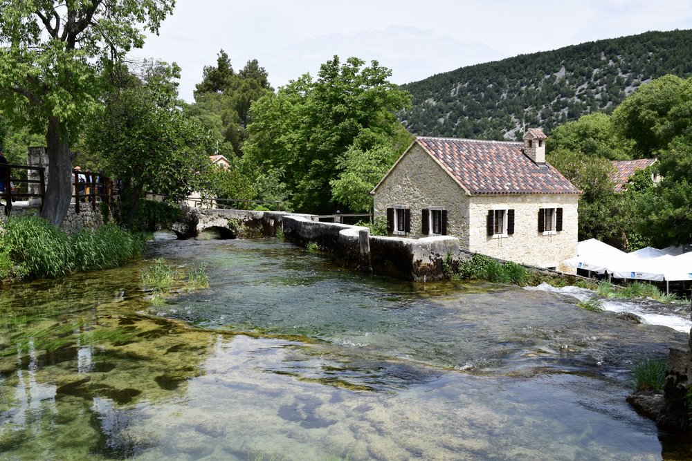 Traditional Watermills