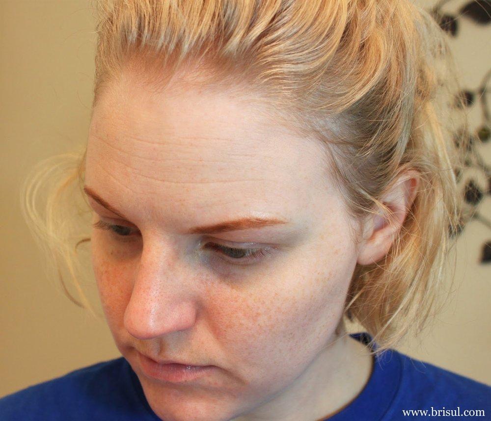 Roux Lash And Brow Tint At Home Eyebrow Tinting Bri Sul