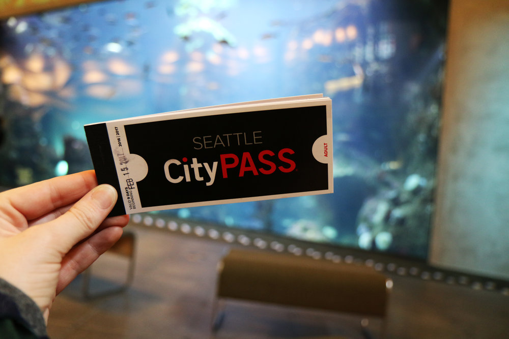 Seattle City Pass - The Ultimate way to see all of Seattle and save money!