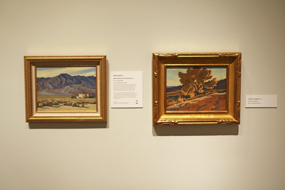 The Nevada Museum of Art in Reno, Nevada