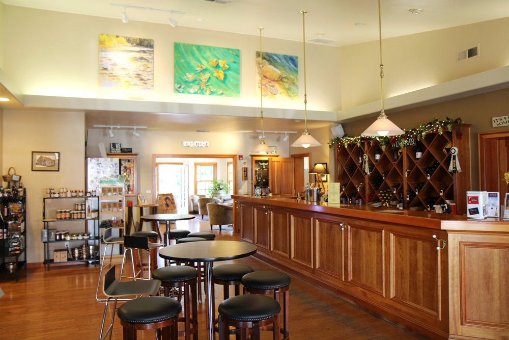 Nevada City Winery in Nevada City, California! A MUST visit!