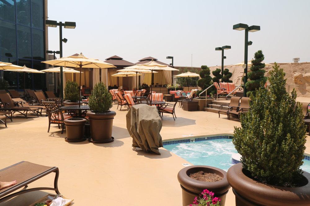 The Atlantis Casino Resort Spa in Reno, Nevada. The BEST spa in Nevada!