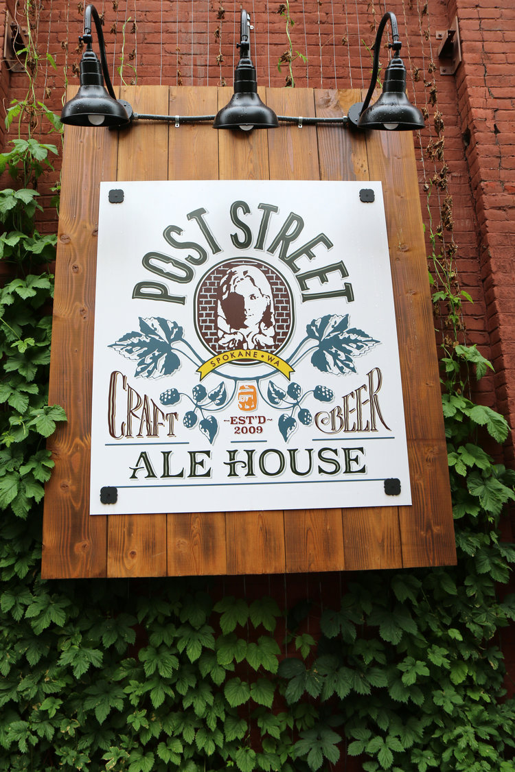 Post Street Ale House in Spokane, Washington
