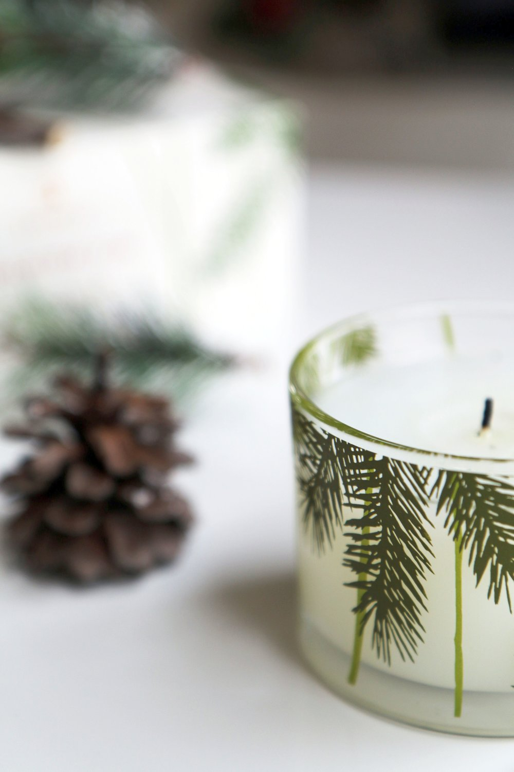 Christmas Candle Fraiser Fir by Thymes