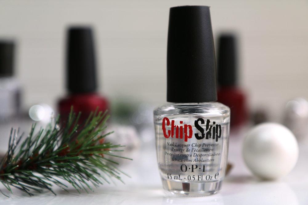 Chip Skip OPI Nail Polish