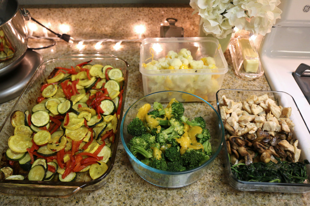 Healthy Chicken & Veggie Bake Recipe