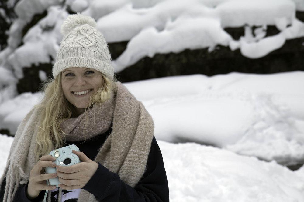 Winter Hiking Essentials by Lifestyle Blogger Bri Sul