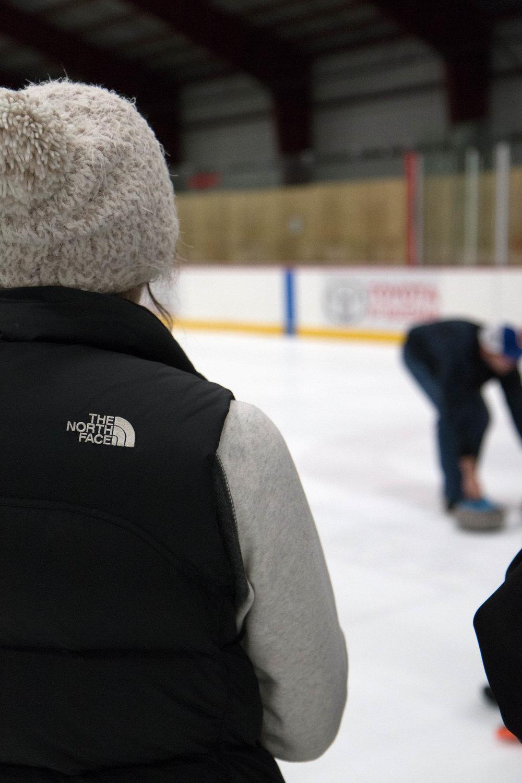 Curling in Bozeman, Montana