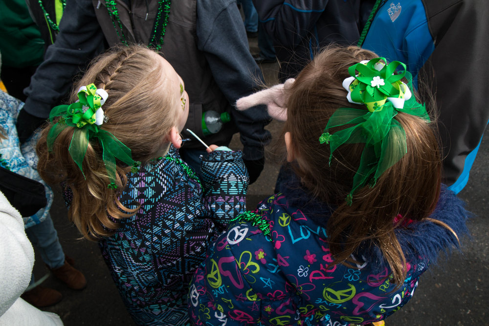 Adorable Hair Style Ideas for Kids on St. Patrick's Day
