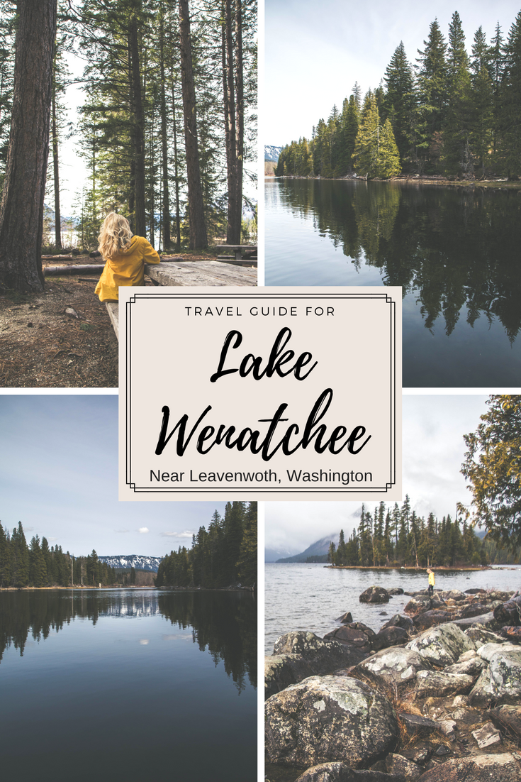 Travel Guide for Lake Wenatchee and the surrounding areas including Leavenworth and Lake Chelan, Washington. A must for the travel adventurer in you! The Pacific Northwest is beautiful.