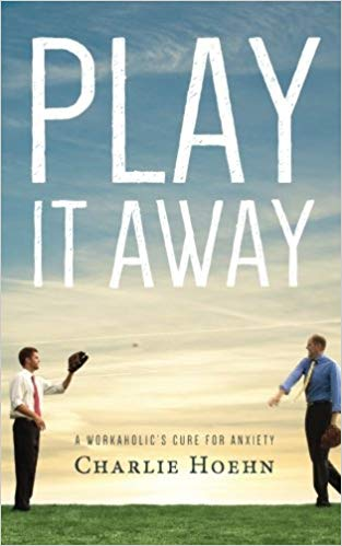 A good reminder to stop every now and then and play away your anxiety and fear - play it away as play like a child. -