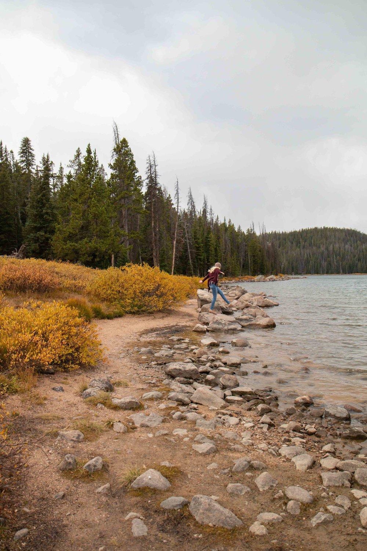 Beartooth Lake Montana. Gorgeous scenic views
