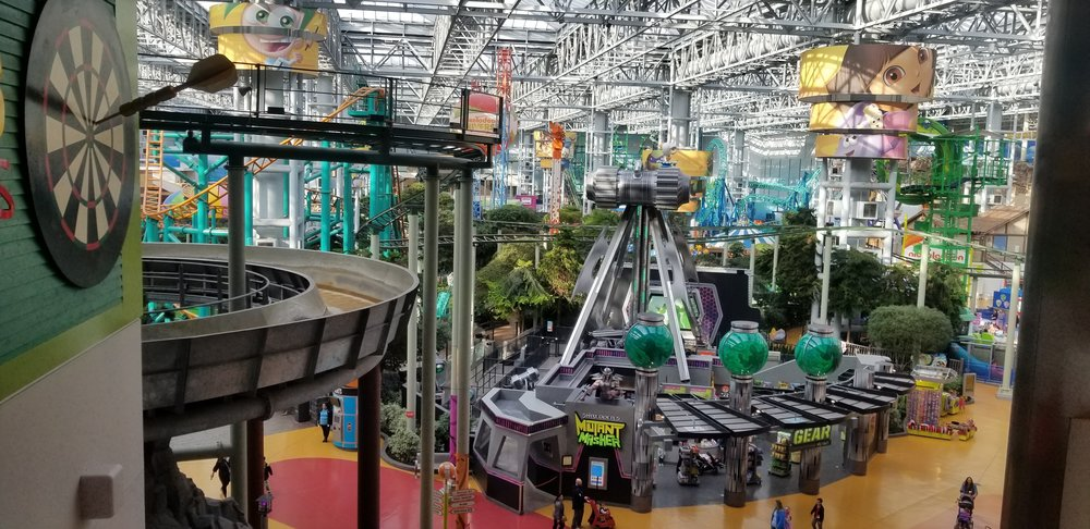 Things to do in the Mall of America besides shopping!