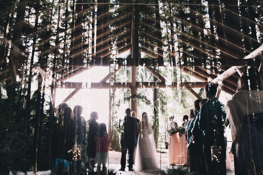 kitsap memorial state park double exposure ceremony