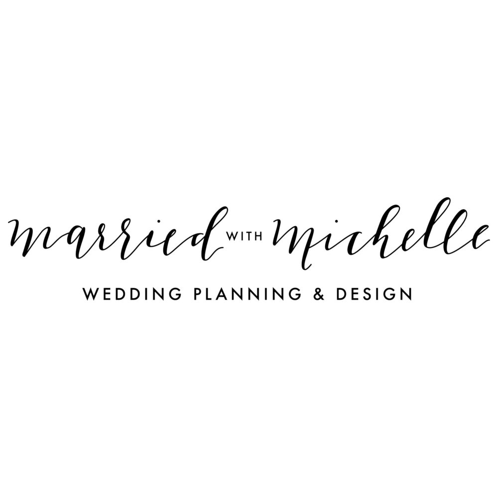 Married with Michelle Michelle is passionate about providing her clients with truly unique and fresh events by listening to their ideas, creating personalized touches and seamlessly managing all the intricate details. Her event management and communication skills paired with her approachable and calming demeanor has instilled lasting relationships among clients and sought after venues and vendors.