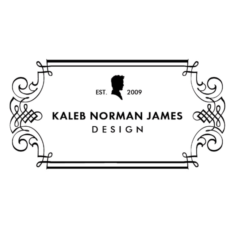 Kaleb Norman James Design Kaleb's determination and willingness not to settle, paired with a kind demeanor and passion for his career has opened some incredible doors since his company began. His work has been seen in the pages of Brides Magazine, Magnolia Rouge, Utterly Engaged, Seattle Bride, Seattle Met Bride & Groom, Flirty Fleurs, People Magazine & every major online wedding publication including Style Me Pretty, Once Wed and Wedding Sparrow.