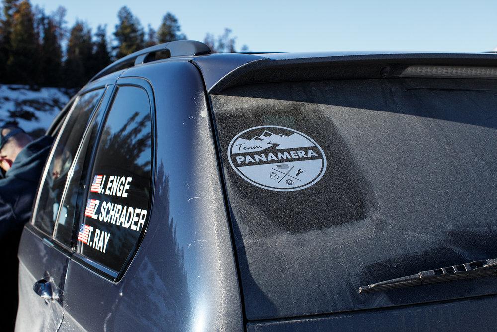 Team Panamera in Canada 2018
