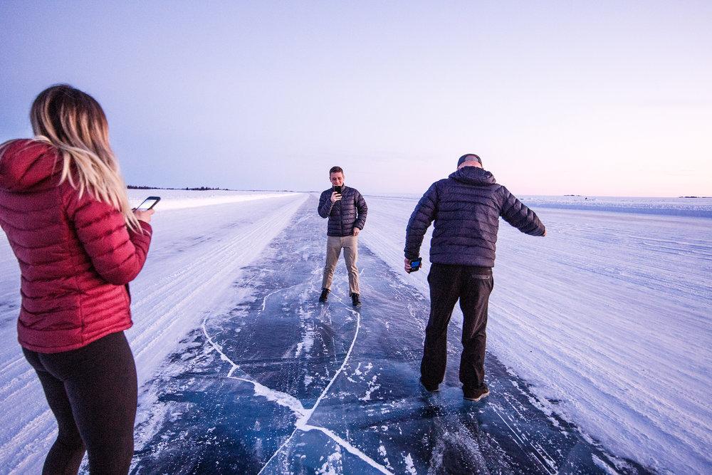 detah ice road