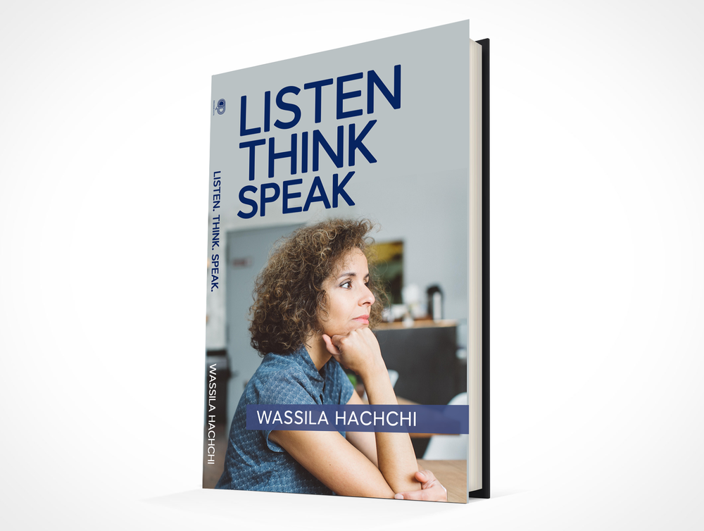 Listen Think Speak - book